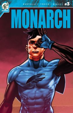 MONARCH Chapter #3 Page #1