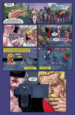 MONARCH Chapter #2 Page #15