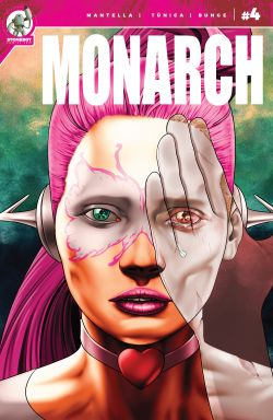 MONARCH Chapter #4 Page #1