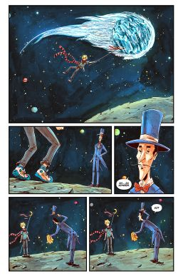THE LITTLE PRINCE Chapter #3 Page #8
