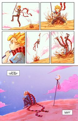 THE LITTLE PRINCE Chapter #3 Page #23