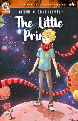 THE LITTLE PRINCE Chapter #4 Page #1