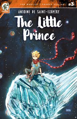 THE LITTLE PRINCE Chapter #3 Page #1