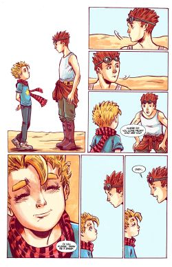 THE LITTLE PRINCE Chapter #1 Page #13