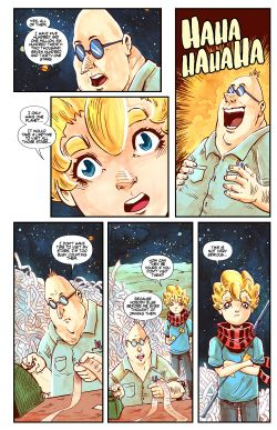 THE LITTLE PRINCE Chapter #3 Page #14