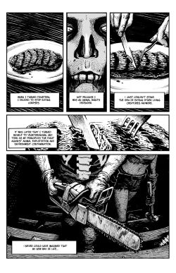 THE SKELETON Chapter #1 Page #3