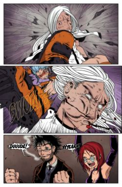 TIME 5 Chapter #6 Page #13