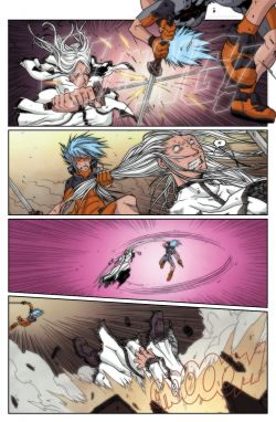 TIME 5 Chapter #6 Page #6