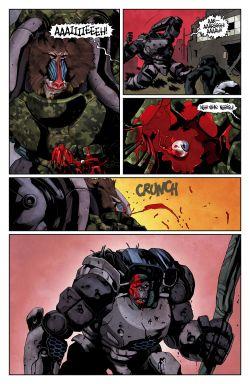 XIRA Chapter #3 Page #9