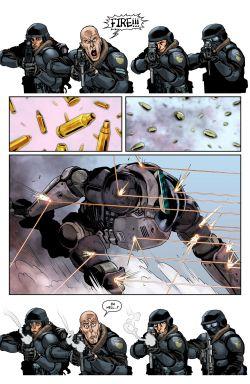 XIRA Chapter #2 Page #6