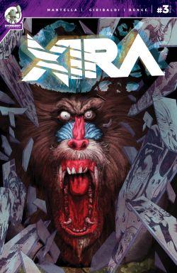 XIRA Chapter #3 Page #1
