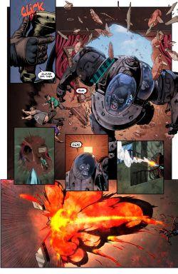 XIRA Chapter #2 Page #17