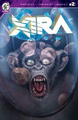 XIRA Chapter #2 Page #1