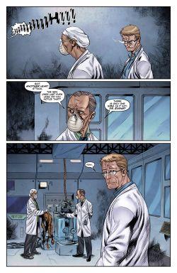 XIRA Chapter #1 Page #5